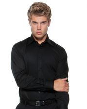 KK121 Bargear Men's Long Sleeved Bar Shirt